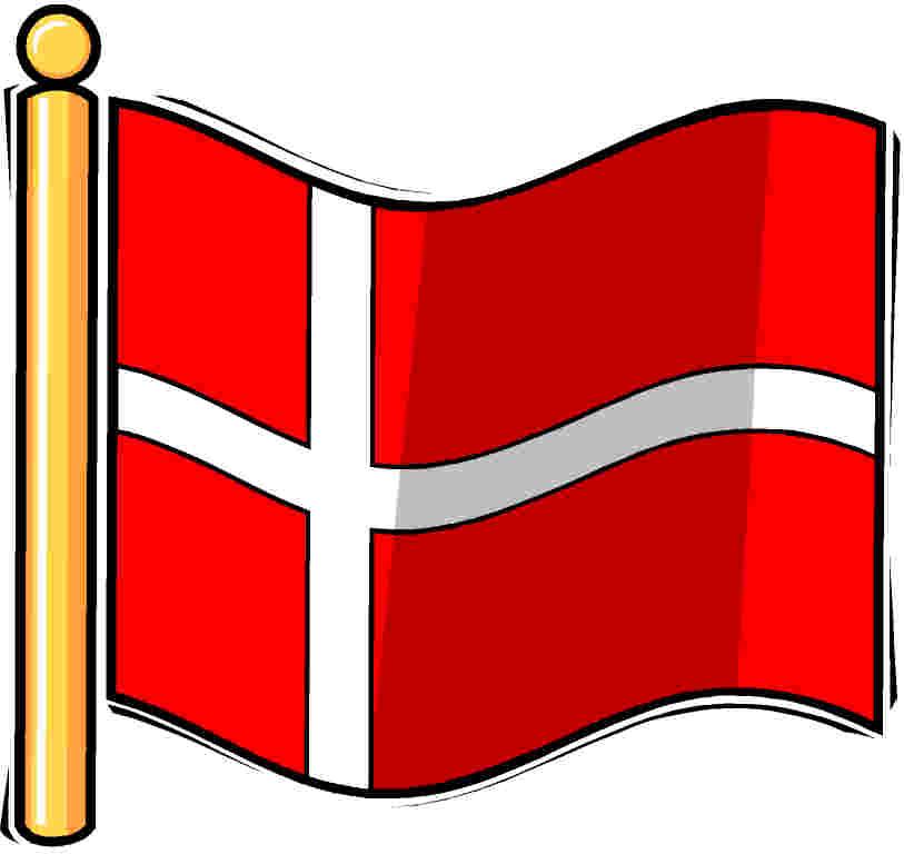 clipart dk flag - photo #41